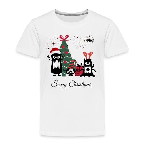 Noël effrayant - Scary Christmas - T-shirt Premium Enfant