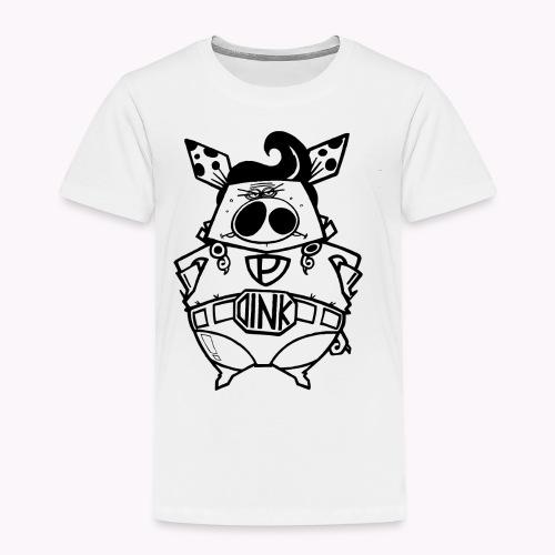 super oink - Maglietta Premium per bambini