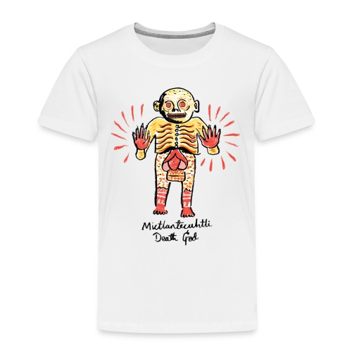 Mexican Death God - Kids' Premium T-Shirt