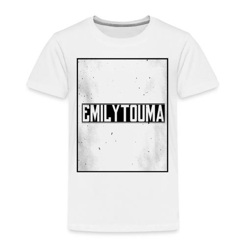 emilytouma desgin groot 5000 4000 png - Kinderen Premium T-shirt