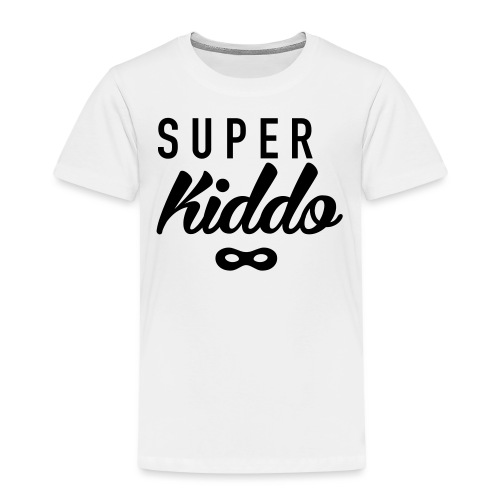 Super_kiddo - Kinder Premium T-Shirt