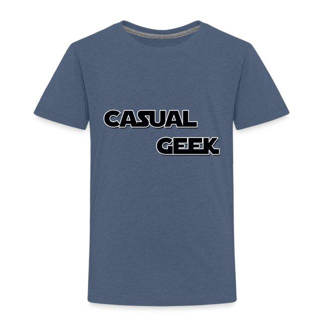 CasualGeek Standard Logo