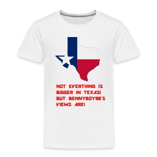TEXAS MERCH - Kids' Premium T-Shirt