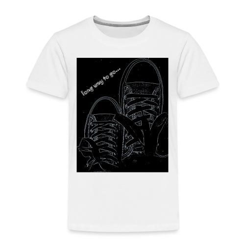 Long way to go - Kids' Premium T-Shirt