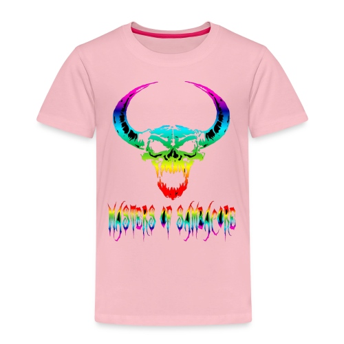 mos2 png - Kinderen Premium T-shirt