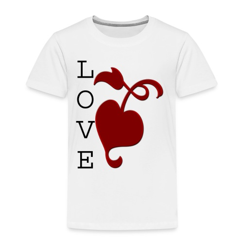 Love Grows - Kids' Premium T-Shirt