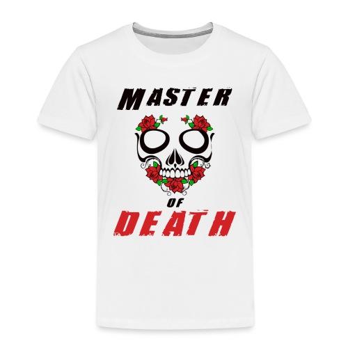 Master of death - black - Koszulka dziecięca Premium