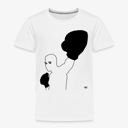 Mohammed Ali boxant - T-shirt Premium Enfant