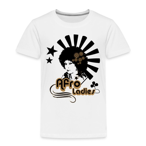 Afro ladies - T-shirt Premium Enfant
