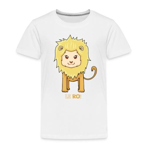 Le roi - T-shirt Premium Enfant