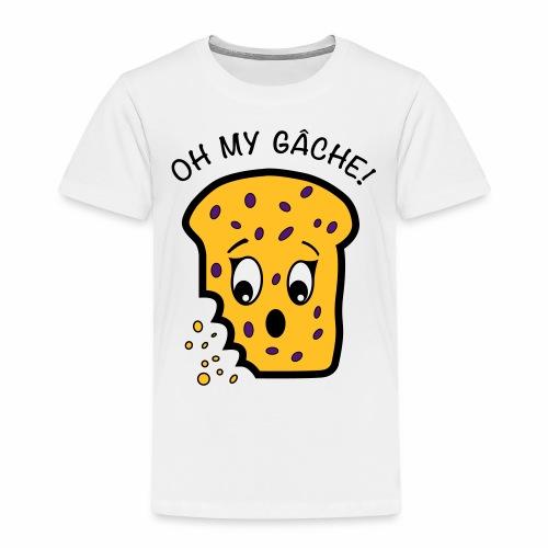 Oh My Gâche! - Kids' Premium T-Shirt