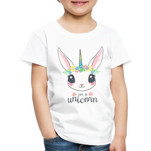 * Einhorn - Unicorn - süß - Kinder * - Kinder Premium T-Shirt