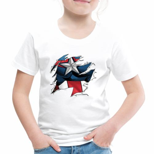 Ripped America - Kids' Premium T-Shirt