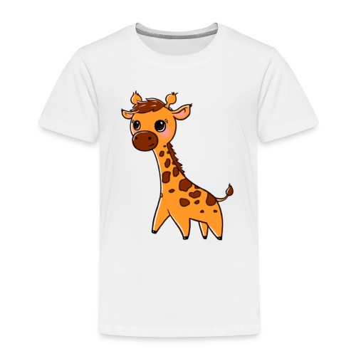 Mini Giraffe - Kids' Premium T-Shirt