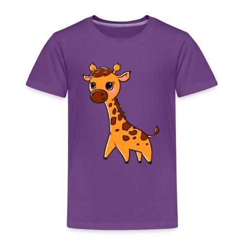 Mini Giraffe - Kids' Premium T-Shirt