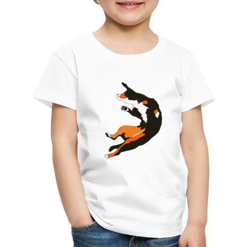 Entlebucher Hopp - Premium-T-shirt barn