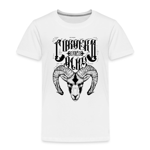 Cordero de Dios - Camiseta premium niño