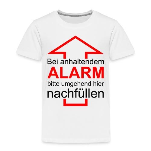 Bitte nachfüllen! - Kinder Premium T-Shirt