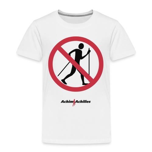 Achim Achilles - No Walker T-Shirt - Kinder Premium T-Shirt
