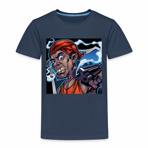 Crooks Graphic thumbnail image - T-shirt Premium Enfant