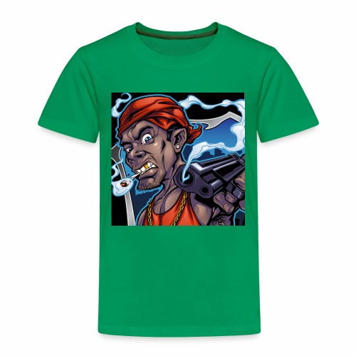 Crooks Graphic thumbnail image - T-shirt Premium Enfant