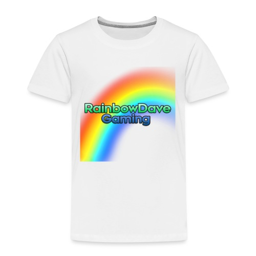 RainbowDave Gaming Logo - Kids' Premium T-Shirt