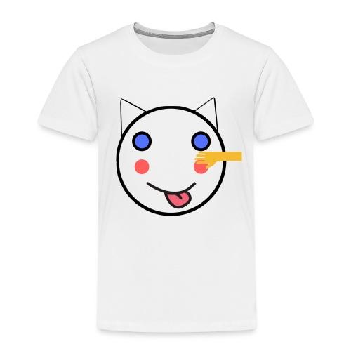 Alf Cat With Friend | Alf Da Cat - Kids' Premium T-Shirt