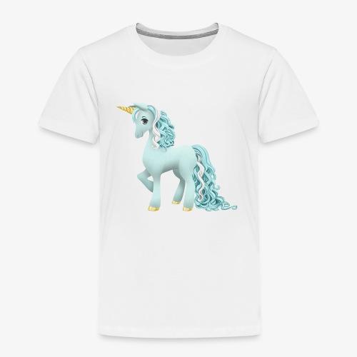 Einhorn Love - Kinder Premium T-Shirt