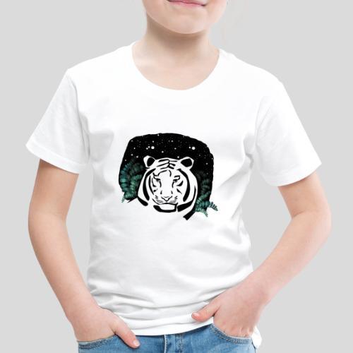 Universum Tiger - Kinder Premium T-Shirt