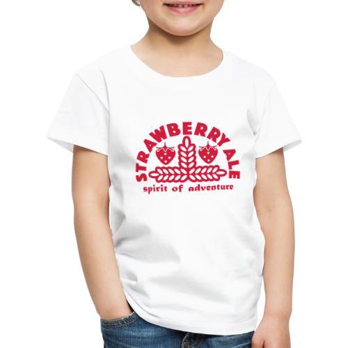 Strawberry Ale - Kids' Premium T-Shirt