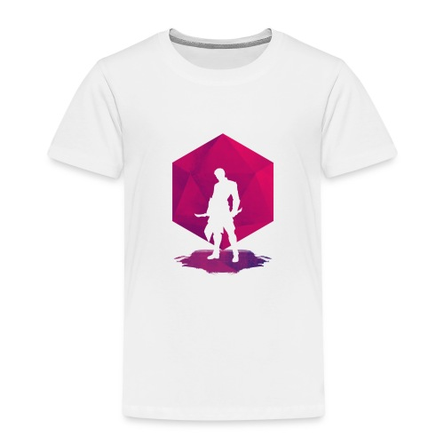 Assassino ombra - Maglietta Premium per bambini