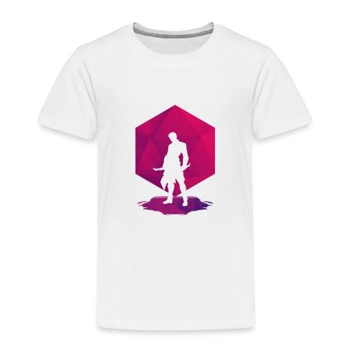 Schaduw moordenaar - Kinderen Premium T-shirt