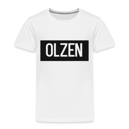 OlZen - Premium T-skjorte for barn