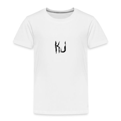 kj logo - Kids' Premium T-Shirt