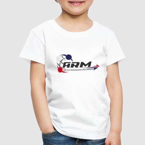ARM OFFICIEL - T-shirt Premium Enfant