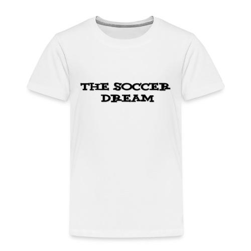 The Soccer Dream - Kids' Premium T-Shirt