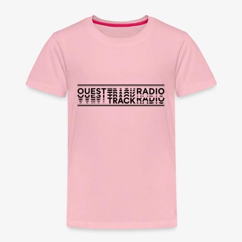 Logo Long noir - T-shirt Premium Enfant