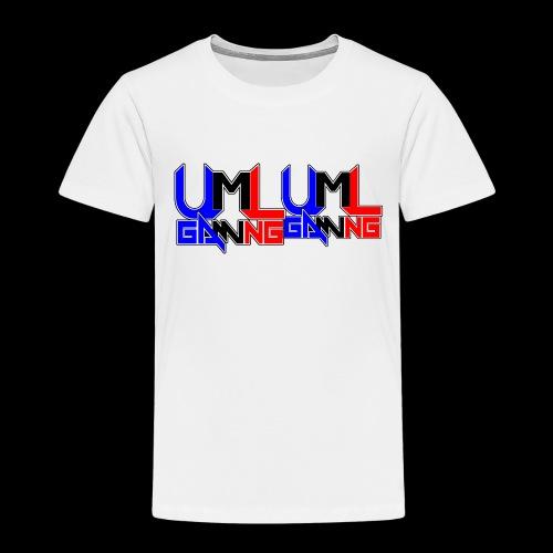 uml gaming Logo - Kids' Premium T-Shirt