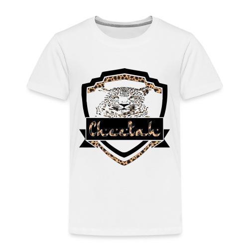 Cheetah Shield - Kids' Premium T-Shirt