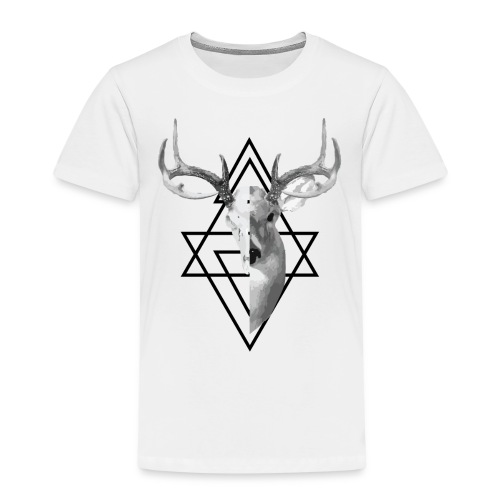 My Deer - Lasten premium t-paita