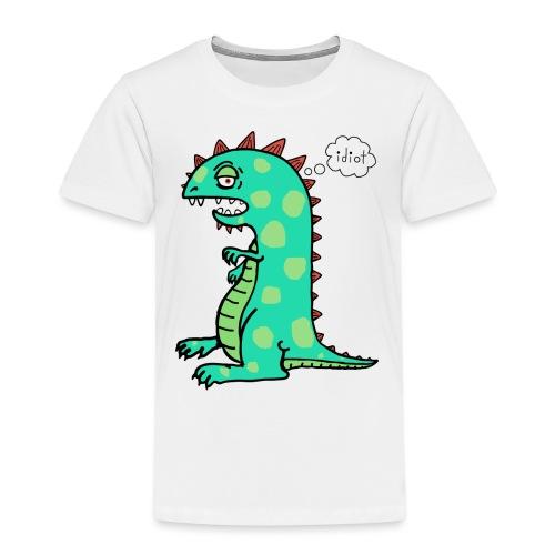 squishy idiot - Kids' Premium T-Shirt