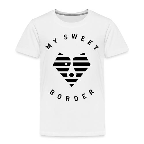 Border and sea - T-shirt Premium Enfant