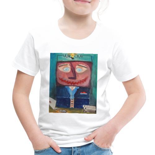 Sagsbehandleren - Børne premium T-shirt