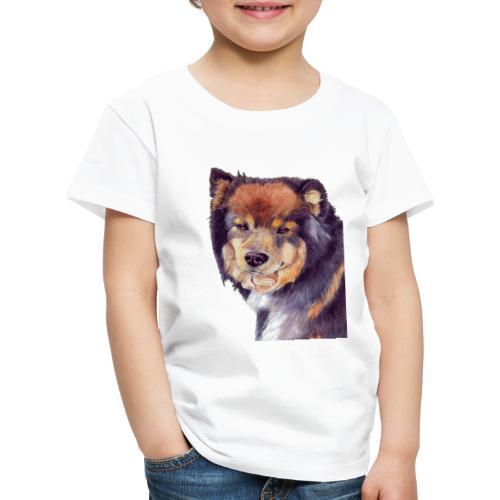 finnish lapphund - Børne premium T-shirt