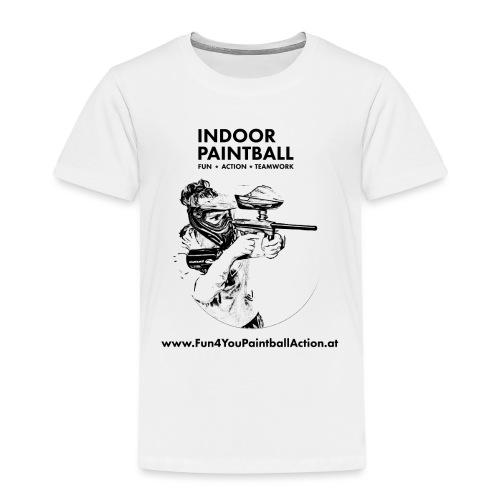 Fun4You T shirts - Kinder Premium T-Shirt