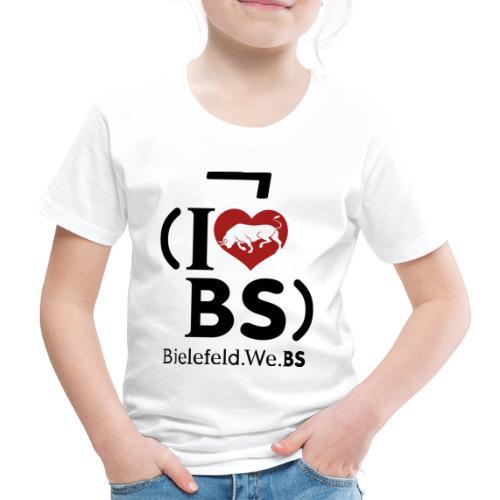 I don't love BS - Kids' Premium T-Shirt