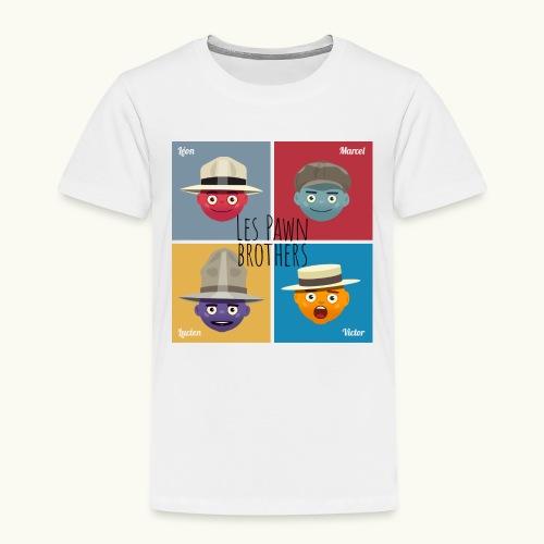 Les Pawn Brothers - T-shirt Premium Enfant