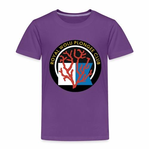 Royal Wolu Plongée Club - T-shirt Premium Enfant