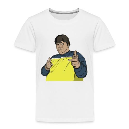 Guy - Kinder Premium T-Shirt