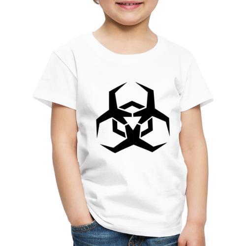 virus - Premium T-skjorte for barn
